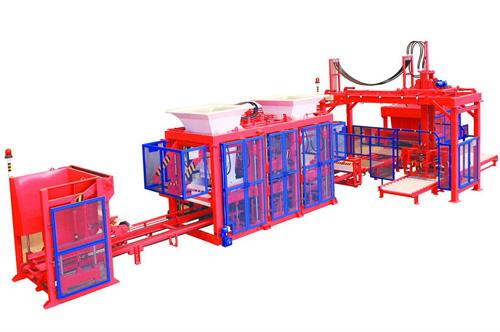 Оборудование для производства мелкоштучных изделий методом объемного вибропрессования